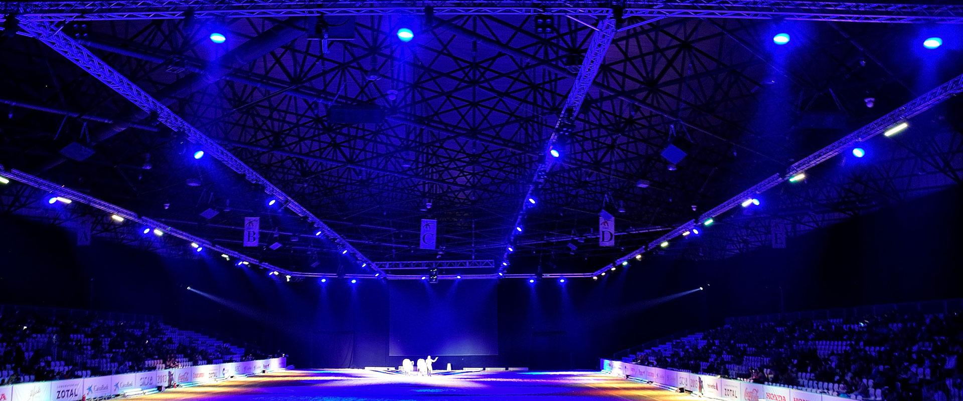 Iluminación y Estructuras
